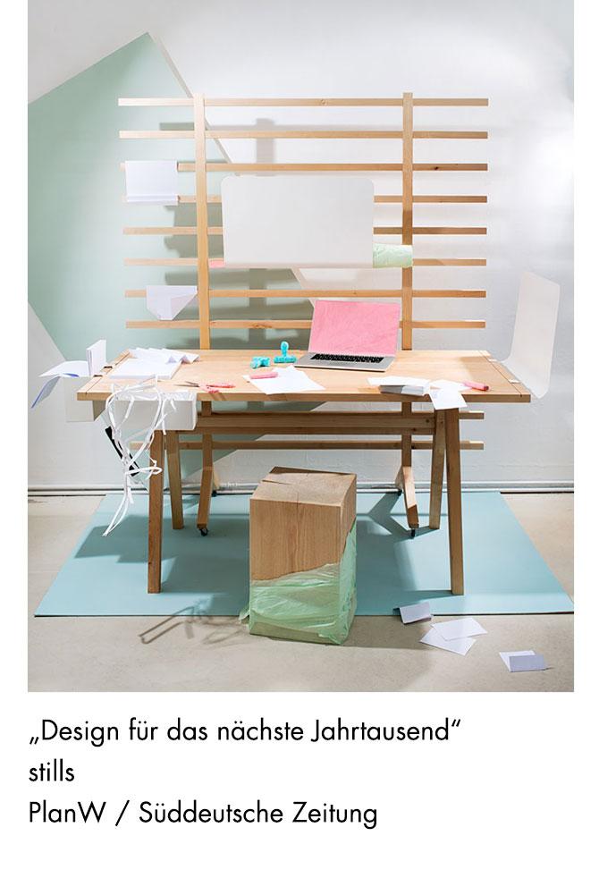 """""""Design für das Büro der Zukunft""""  Süddeutsche Zeitung"""